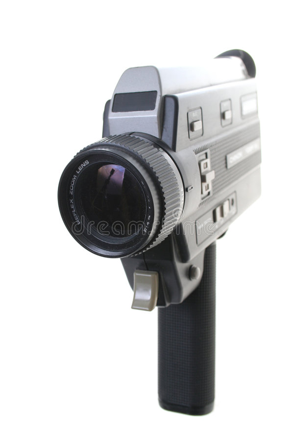 Filmtechnikkamera lizenzfreie stockfotos