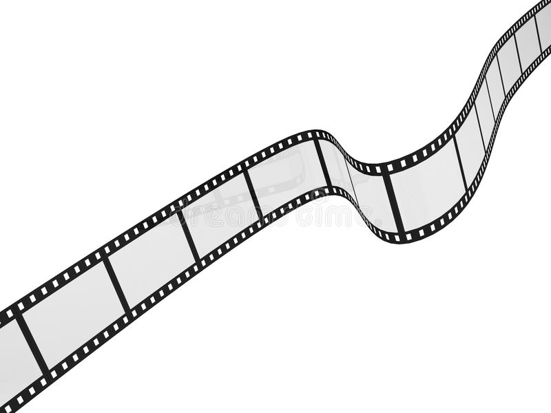 Filmu filmstrip ilustracja wektor