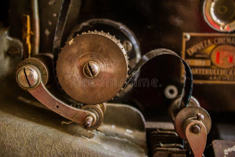 Filmzylinder lizenzfreies stockfoto