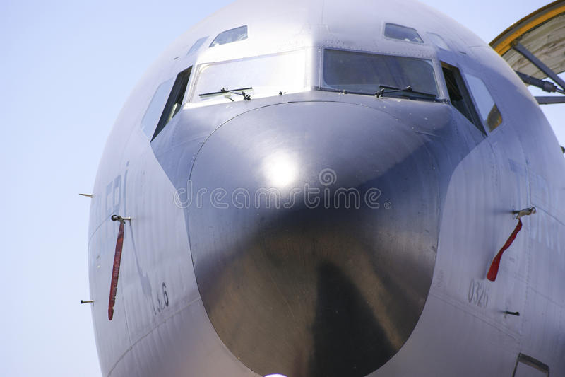 101 Filo Boeing kc-135R Stratotanker stock afbeelding
