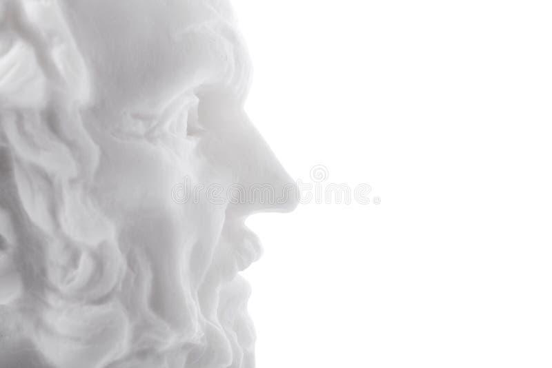 Filosofi del greco antico fotografia stock