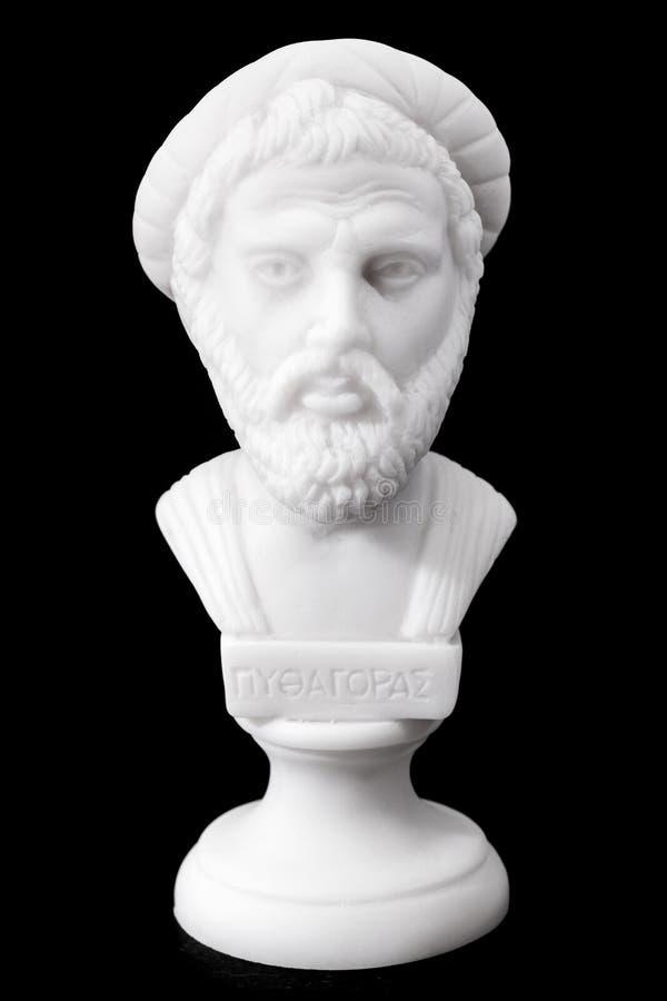Filosofi del greco antico immagine stock libera da diritti