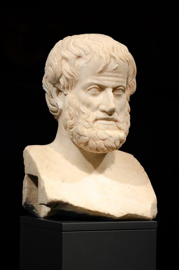 filosofie aristoteles royalty-vrije stock afbeelding