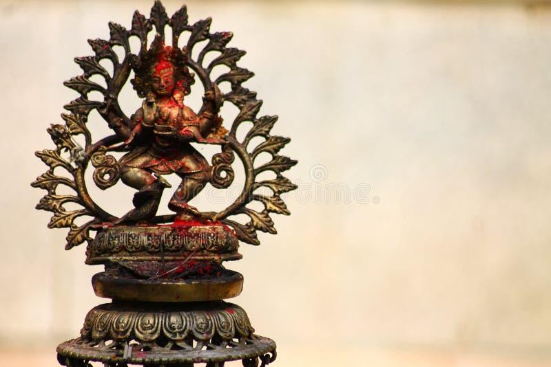 Fils d'american national standard d'un dieu de guerre de Skanda de Shiva photo stock