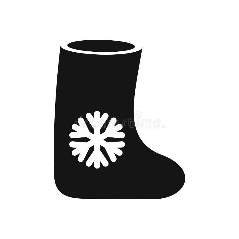 Filt startar symbolen, enkel stil stock illustrationer