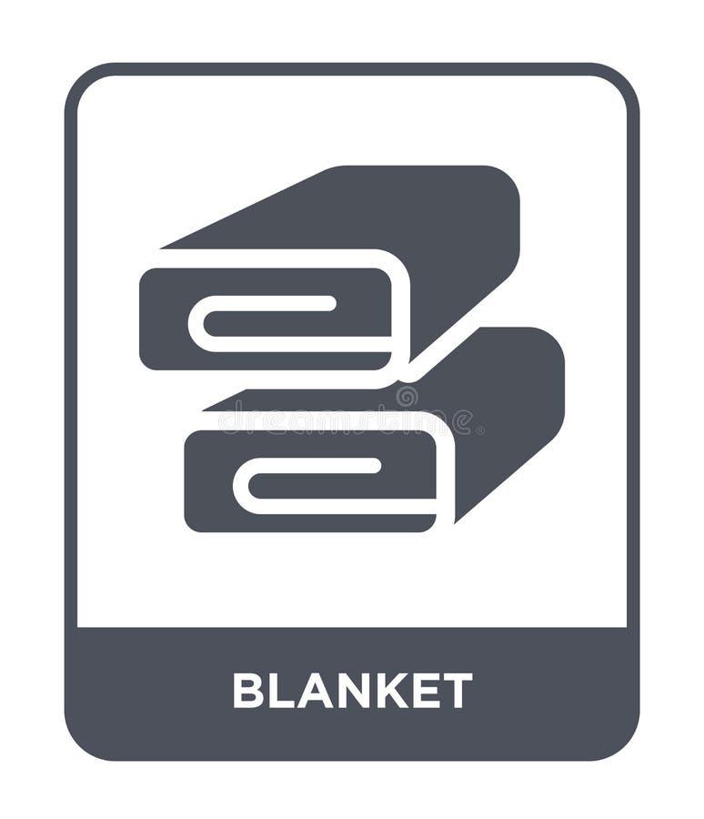 filt symbolen i moderiktig designstil filt symbolen som isoleras på vit bakgrund filt det enkla och moderna plana symbolet för ve vektor illustrationer