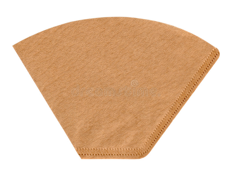 Download Filter Coffee Paper Royalty Free Stock Image - Image: 4560856