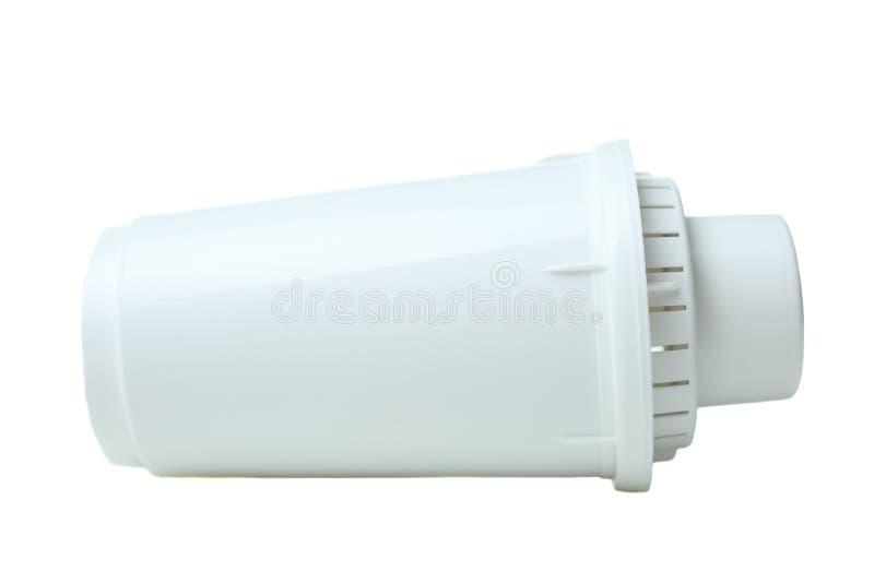 Filter för vitt vatten royaltyfri bild