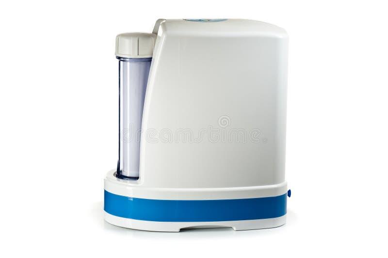 Filter schoner water stock afbeelding