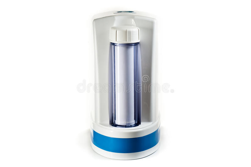 Filter schoner water stock fotografie