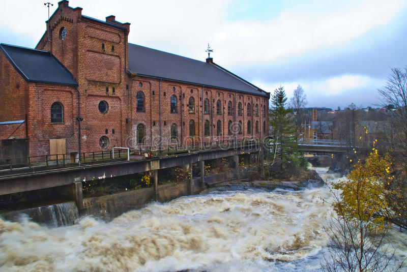 Download Filter Station To Saugbrugs Paper Factory Stock Image - Image: 27656109