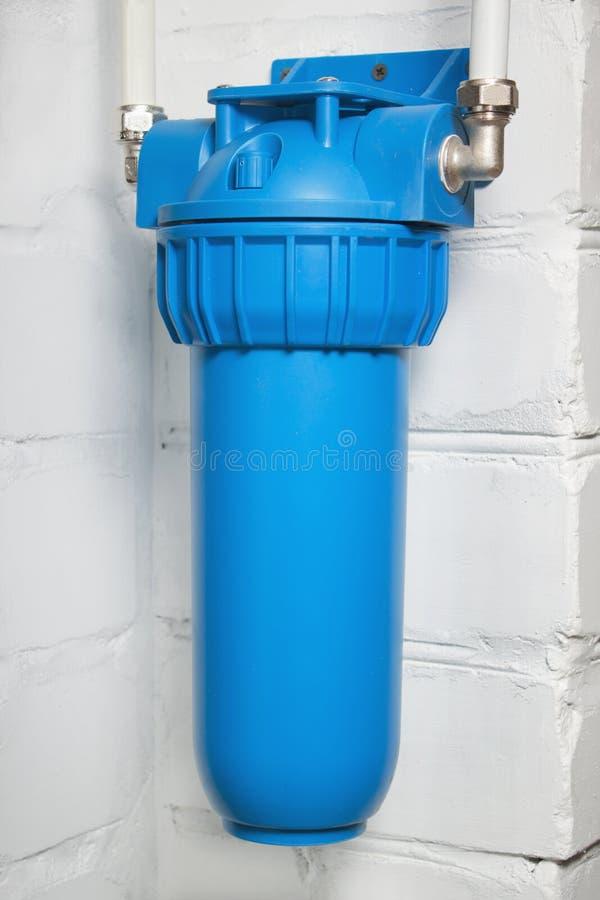 filterbehandlingvatten royaltyfri fotografi