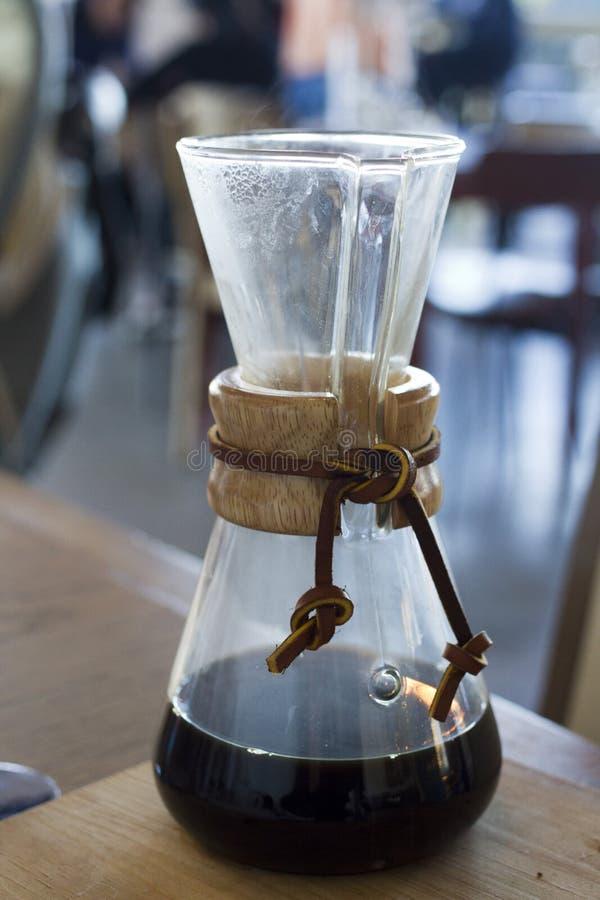 Filterkaffe royaltyfri bild