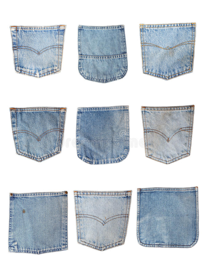 Download Filthy jean pocket stock photo. Image of indigo, dirty - 30411986