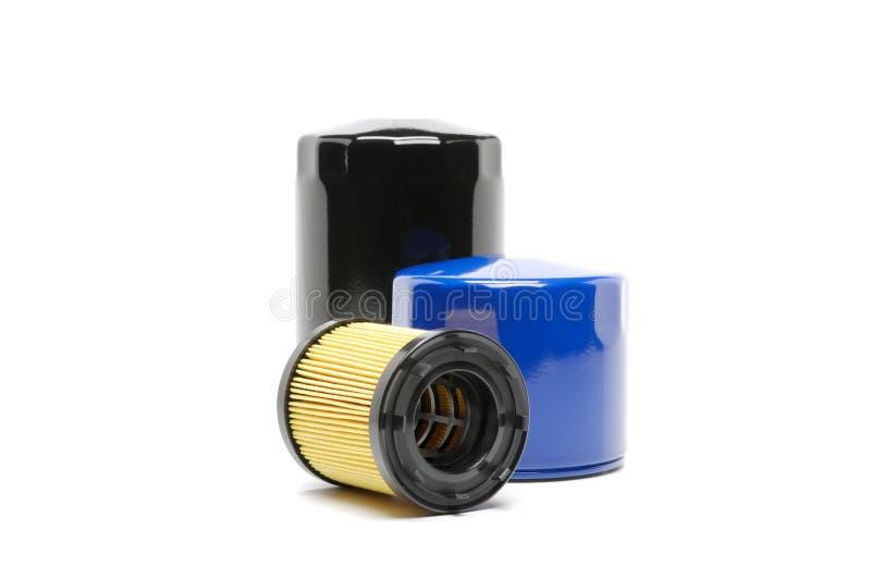 filtr samochodowy olej zdjęcie royalty free