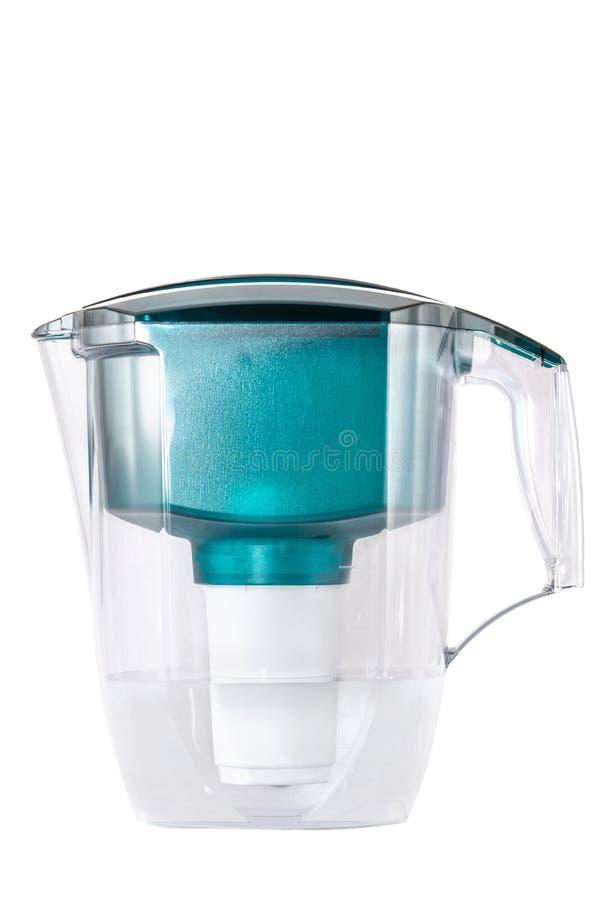 Filtre d'eau vert photos stock