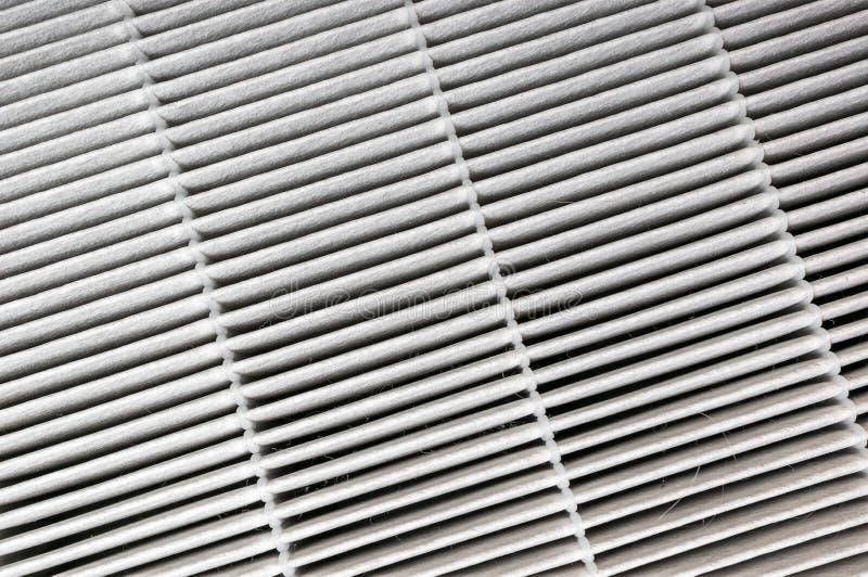 Filtre remplaçable d'épurateur d'air photographie stock libre de droits
