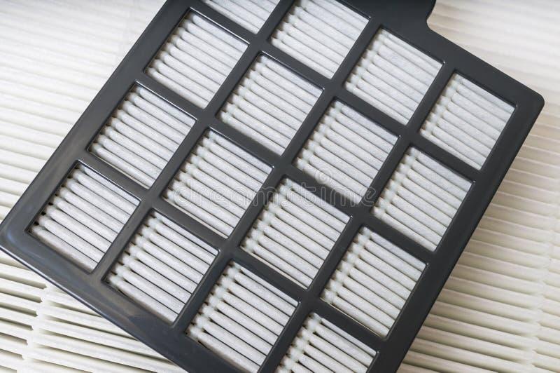 Filtres de traitement de filtration d'air images libres de droits