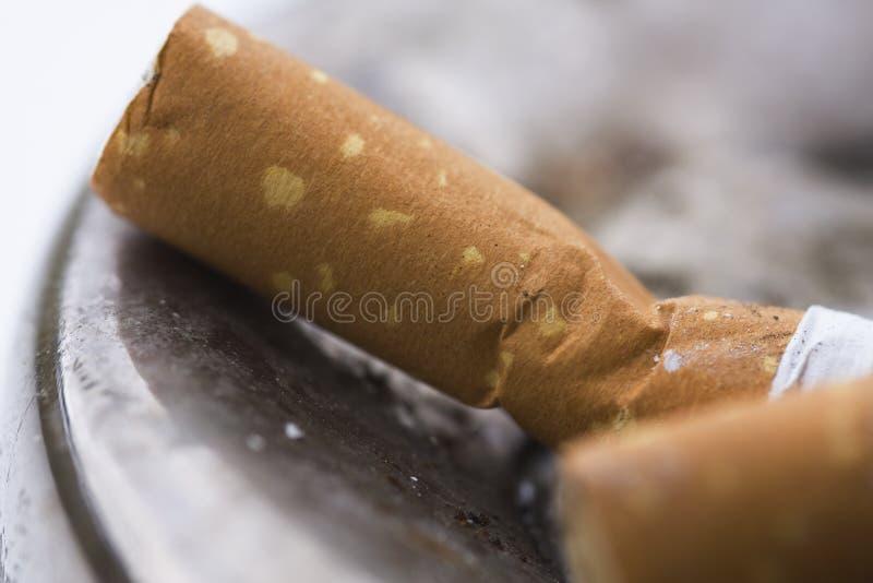 Filtro del cigarrillo fotos de archivo libres de regalías