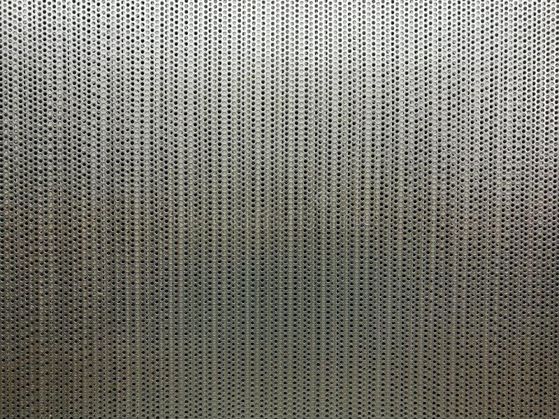 filtro inoxidable del flujo de aire laminar fotos de archivo