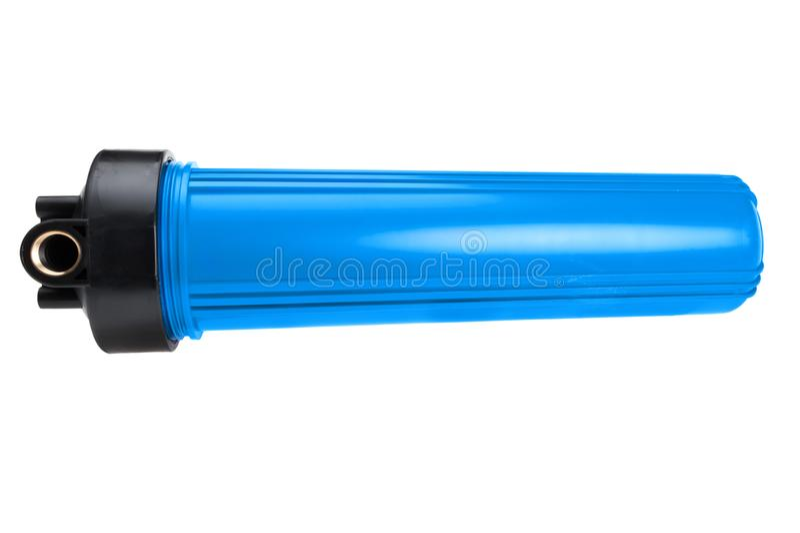 Filtro per acqua pulita immagine stock libera da diritti