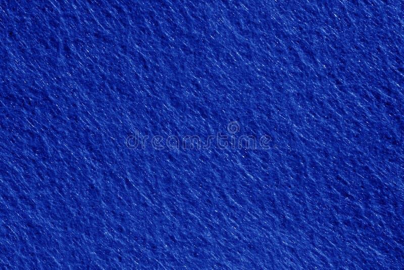 Filtyttersida i blått royaltyfri foto