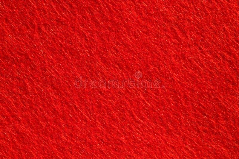 Filtyttersida i röd färg arkivfoto