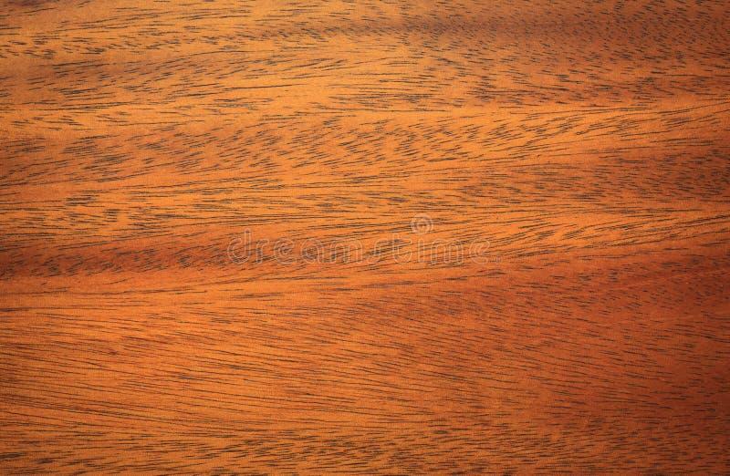 Fim de madeira de mogno da textura acima imagens de stock royalty free
