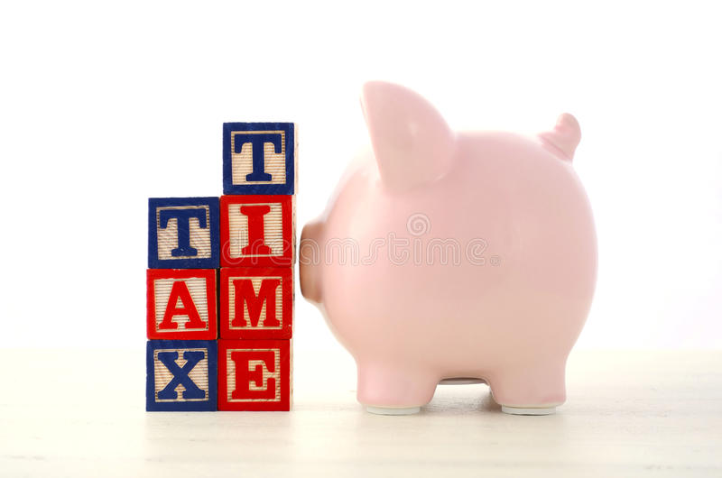 Fim do conceito das economias do exercício orçamental imagens de stock royalty free