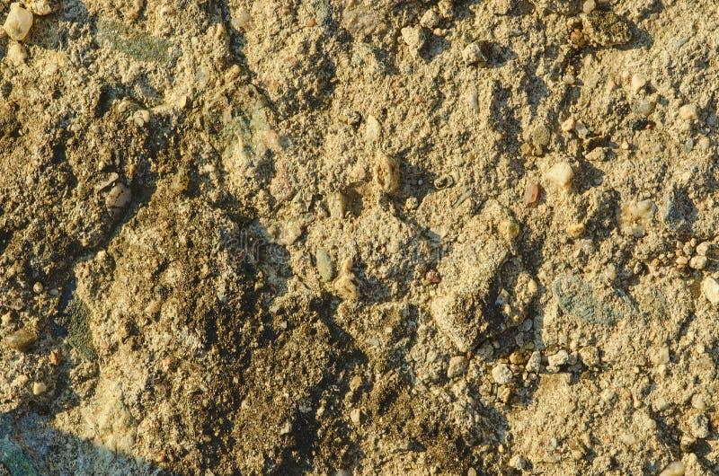 Fin de sol - peut être employé comme fond Fond simple de texture de sol image stock
