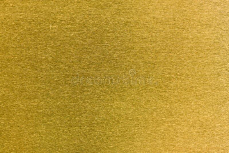 Fin de texture d'alliage en métal d'or, fait à partir de l'argent d'or et de la cannette de fil image libre de droits