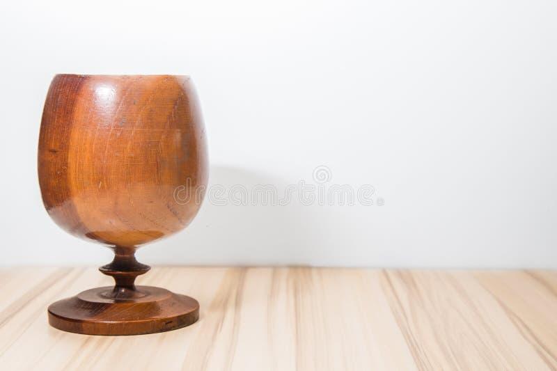 fin en bois d'image de Graal  photo libre de droits