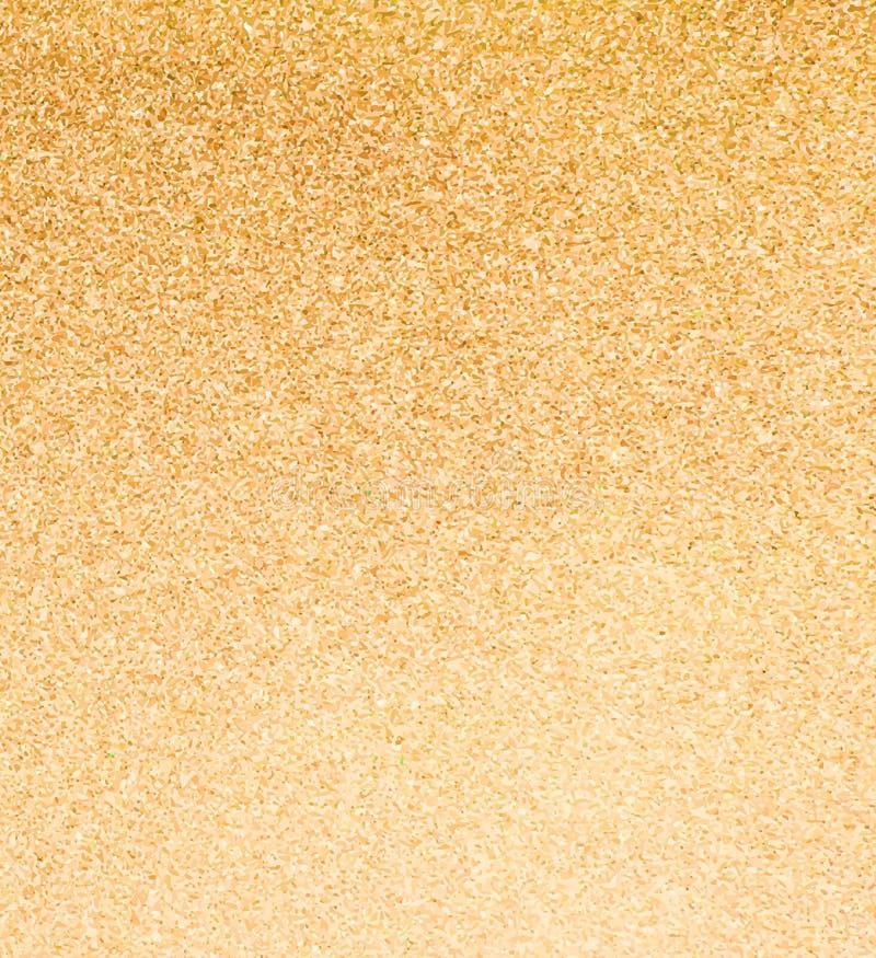 Fin grained bakgrund för beiga ideal sandtextur för bakgrunder stock illustrationer