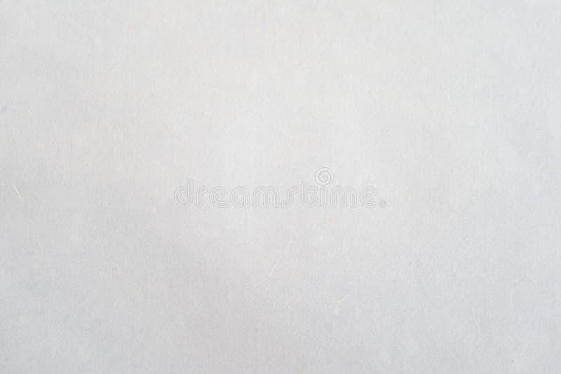 Fin jusqu'à la plaine et au fond clair de texture de livre blanc photos libres de droits