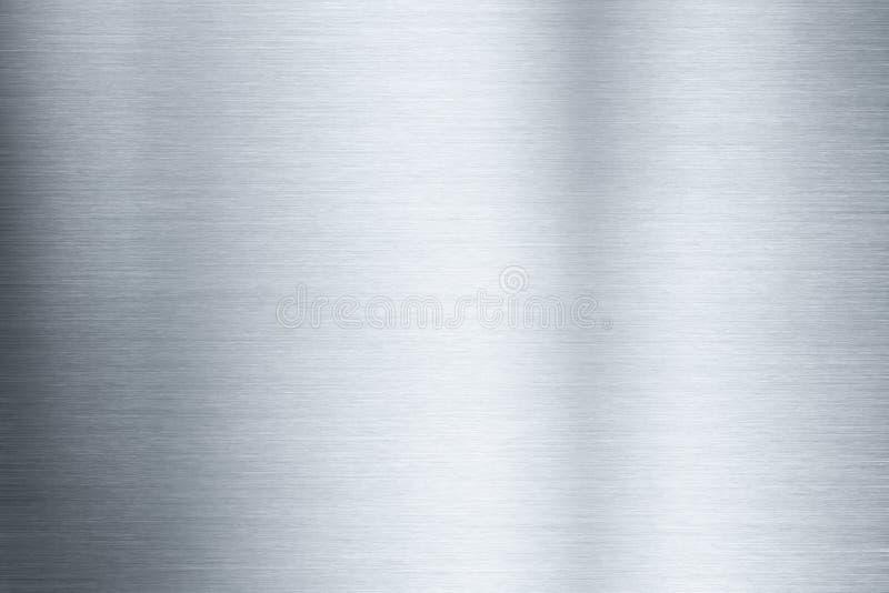 Fin metallbakgrund royaltyfria bilder