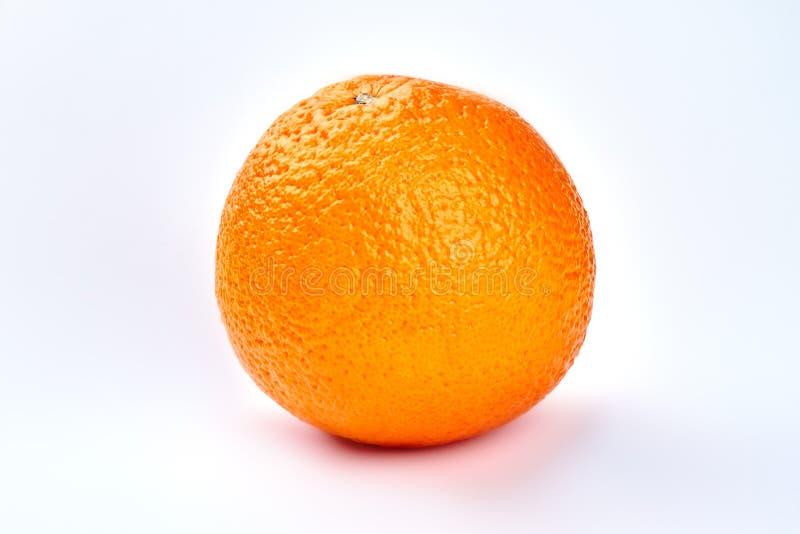 Fin orange saine fraîche de fruit  image libre de droits