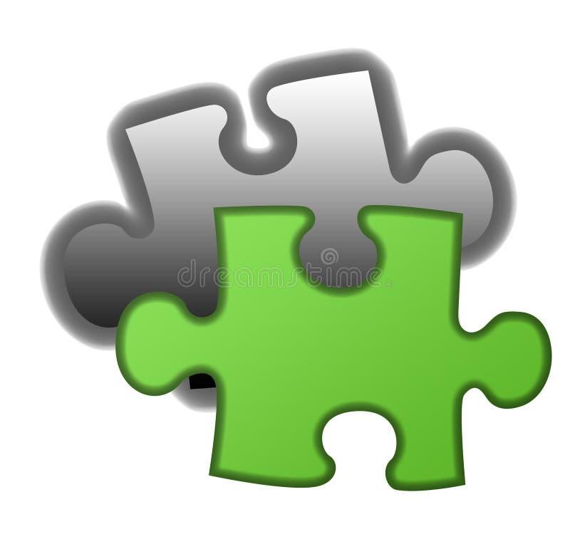 Free Final Piece Of Eco Jigsaw Stock Photo - 14827710