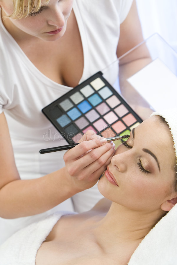 Free Final Touches Stock Photography - 5826482