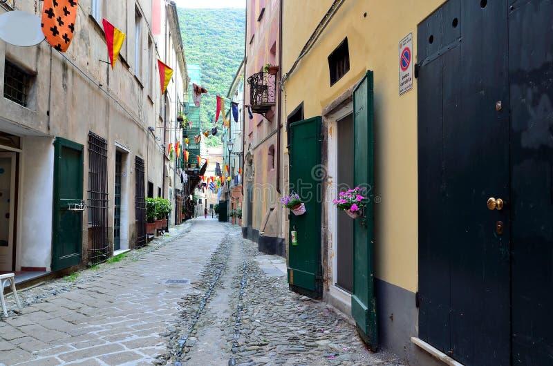 Finalborgo, Italia imagenes de archivo