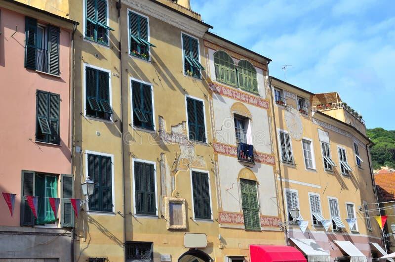 Finalborgo, Italia imagen de archivo libre de regalías
