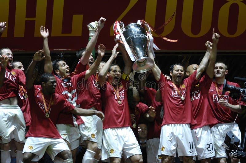Finale dell'UEFA Champions League Mosca 2008