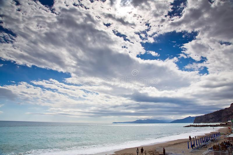 Finale Ligure photographie stock