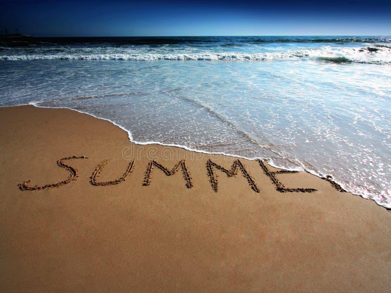 Finales del verano fotos de archivo