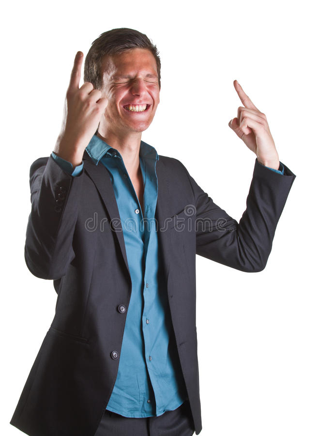 Download Finally i can celebrate it stock image. Image of corporate - 19209411