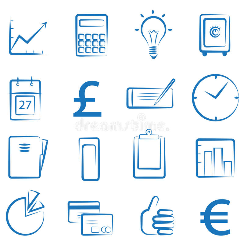 Free Finance Icon Stock Photography - 17082372