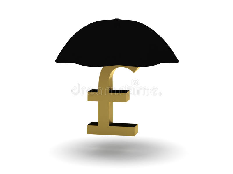 Finance insurance royalty free stock photos