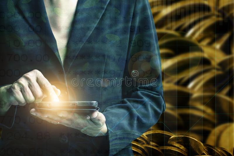 Download Finance And Investment Concept Stock Photo - Image of financial, executive: 109474116
