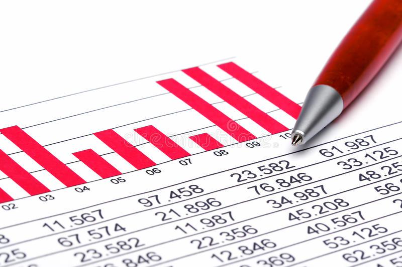 Download Finance Statistic 2 Stock Photos - Image: 10715003