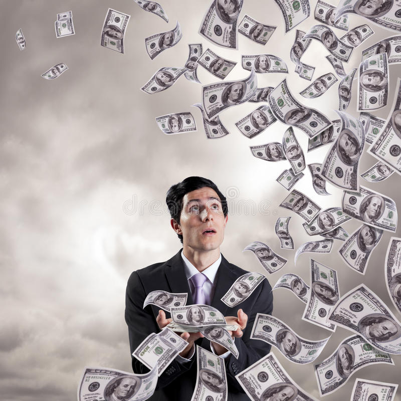 Download Finance Storm Stock Photo - Image: 18530960