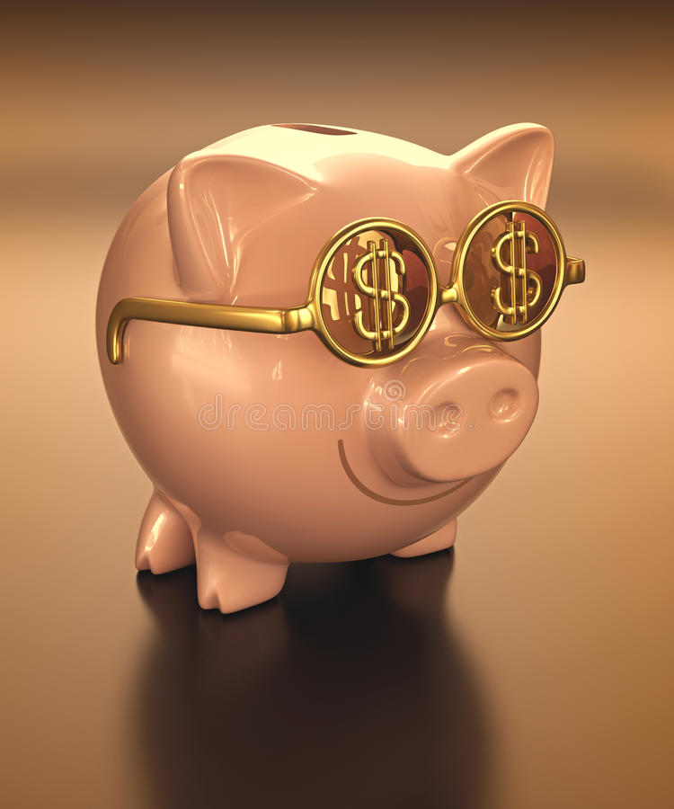 Download Finance Vision stock image. Image of sunglasses, finance - 42889843